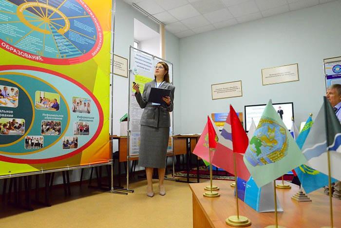 В Омске открыли академию педагогического мастерства