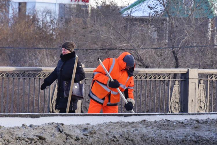 Галина ЗУРНАДЖАН: «Все омские мосты безопасны»