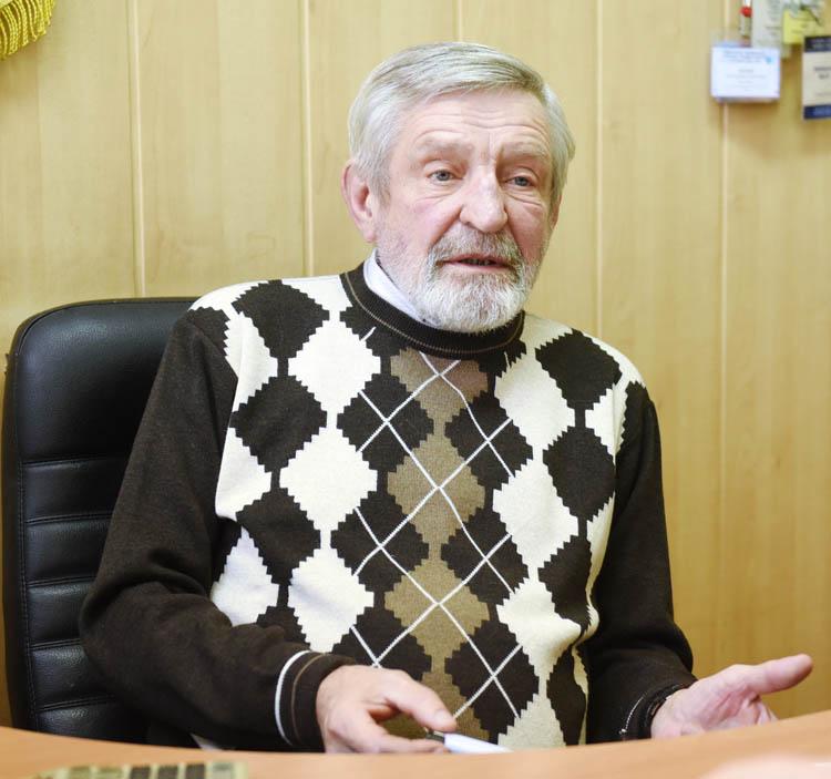 Александр БЕЛЫЙ: «Хороший катализатор дороже чёрной икры»
