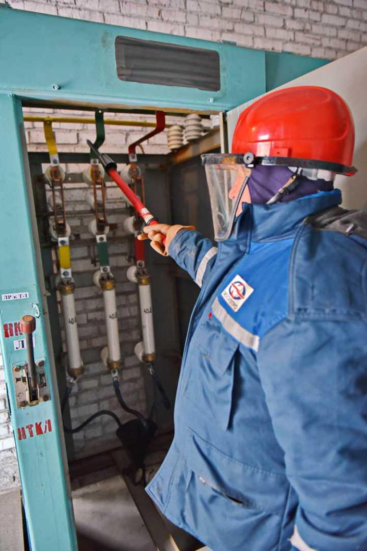 «Омскэлектро» развивает энергоинфраструктуру