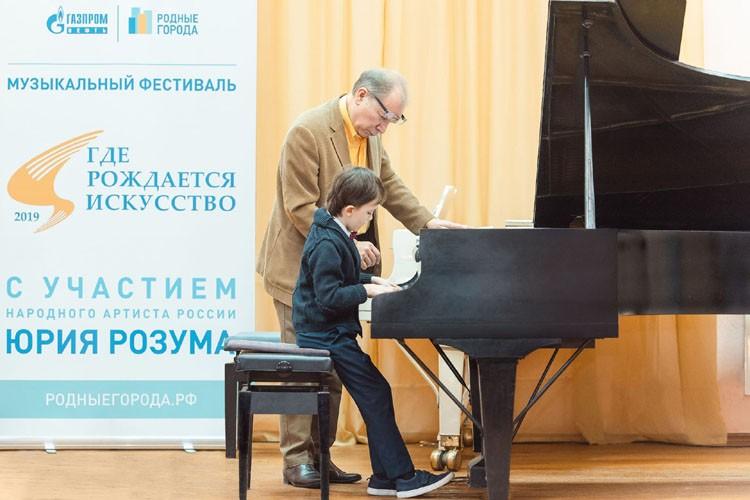 Омский НПЗ поддержал фестиваль классической музыки «Где рождается искусство»