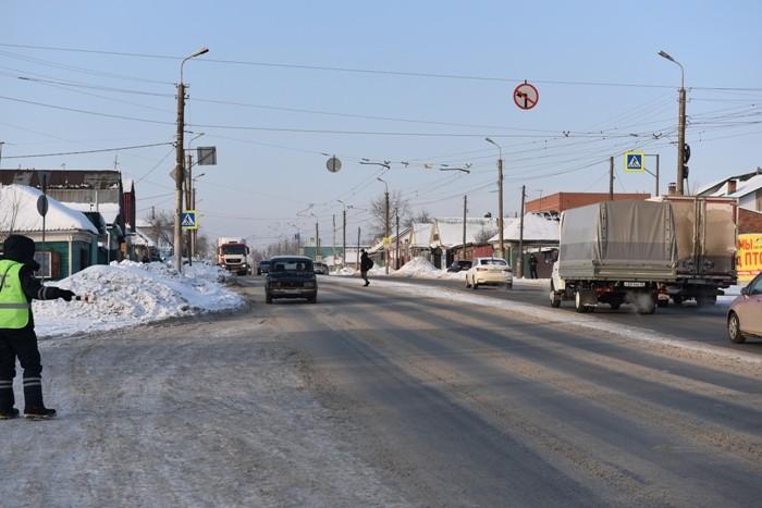В Омске обсудили строительство светофоров в 2021 году