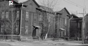 В центре Омска восстановили деревянные дома, построенные в 1927 году
