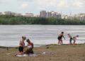 Рейд по пляжам Омска