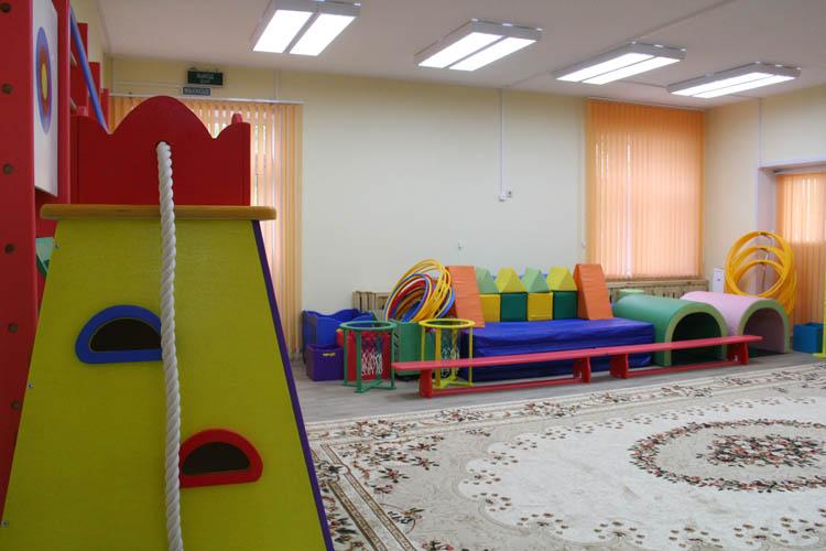 В Омске открылся новый детский сад на улице Лисицкого