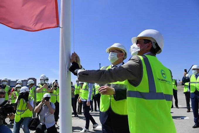 Дан официальный старт строительству «Арены Омск»