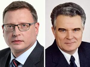 Омских десантников с Днем ВДВ поздравили Александр Бурков и Владимир Варнавский