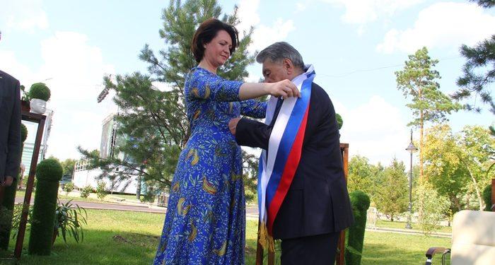 Ильхам Галиев: «Наш долг - прославлять родной Омск»