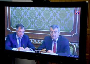 Бурков заручился поддержкой Минтранса в выделении 500 миллионов на ремонт омских дорог