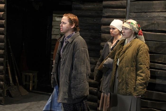 Лицейский театр готовится к открытию нового сезона
