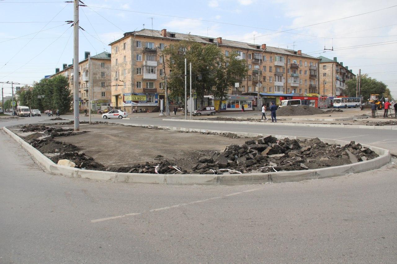 До конца сентября в Омске установят 110 светофоров