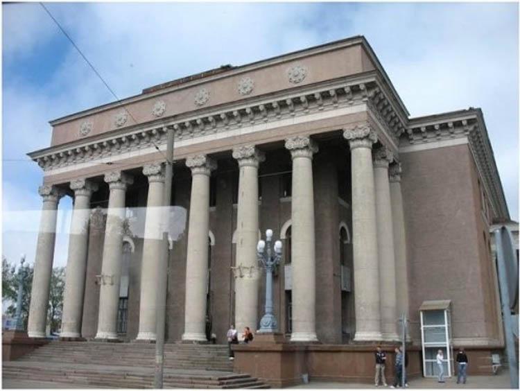 ДК имени Малунцева отреставрируют