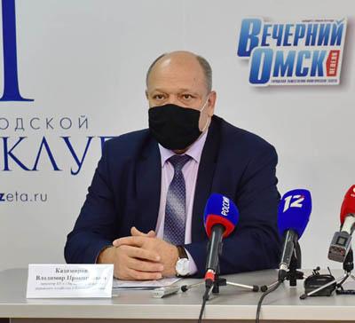 Омские дорожники переходят на зимний режим работы