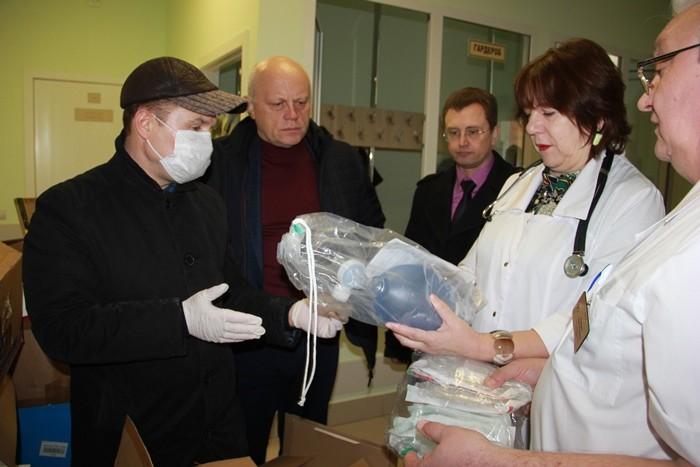 Парламентарий Степан Бонковский рассказал о промежуточных итогах по помощи учреждениям здравоохранения региона