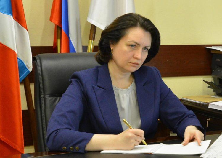 Оксана Фадина выступила с докладом перед сенаторами и экспертами Совета Федерации