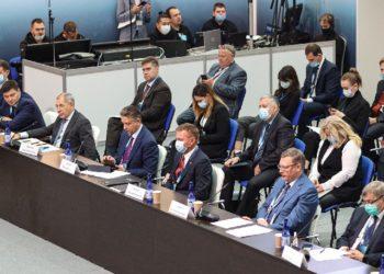 На заседании рабочей группы Госсовета РФ Бурков поднимет вопрос об Иртыше