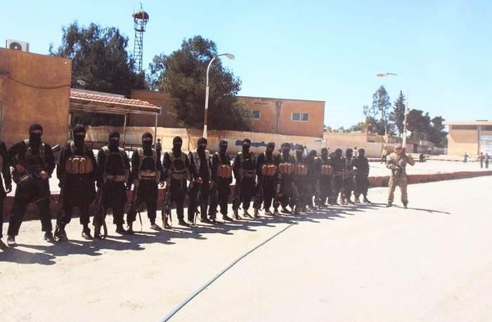 В Омске боевика приговорили к 17 годам колонии за участие в террористической группировке