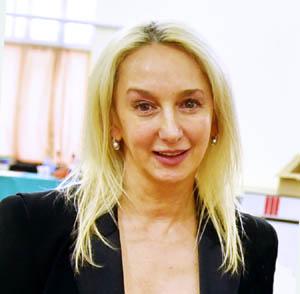 Трудное счастье Ларисы Лебедевой