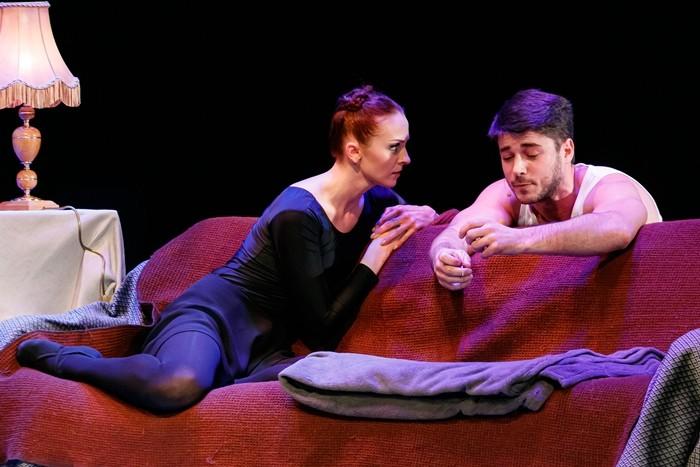 В Доме актера показали романтическую музыкальную историю «MОЯ CATHERINA» (ФОТОРЕПОРТАЖ)