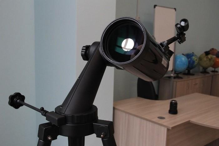 Для юных омичей провели урок астрономии (ФОТО)