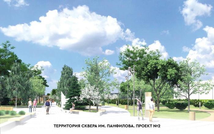 Мэр Омска рассказала о благоустройстве общественных пространств в 2022 году