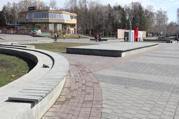 Мэр Омска проинспектировала Советский округ: фоторепортаж