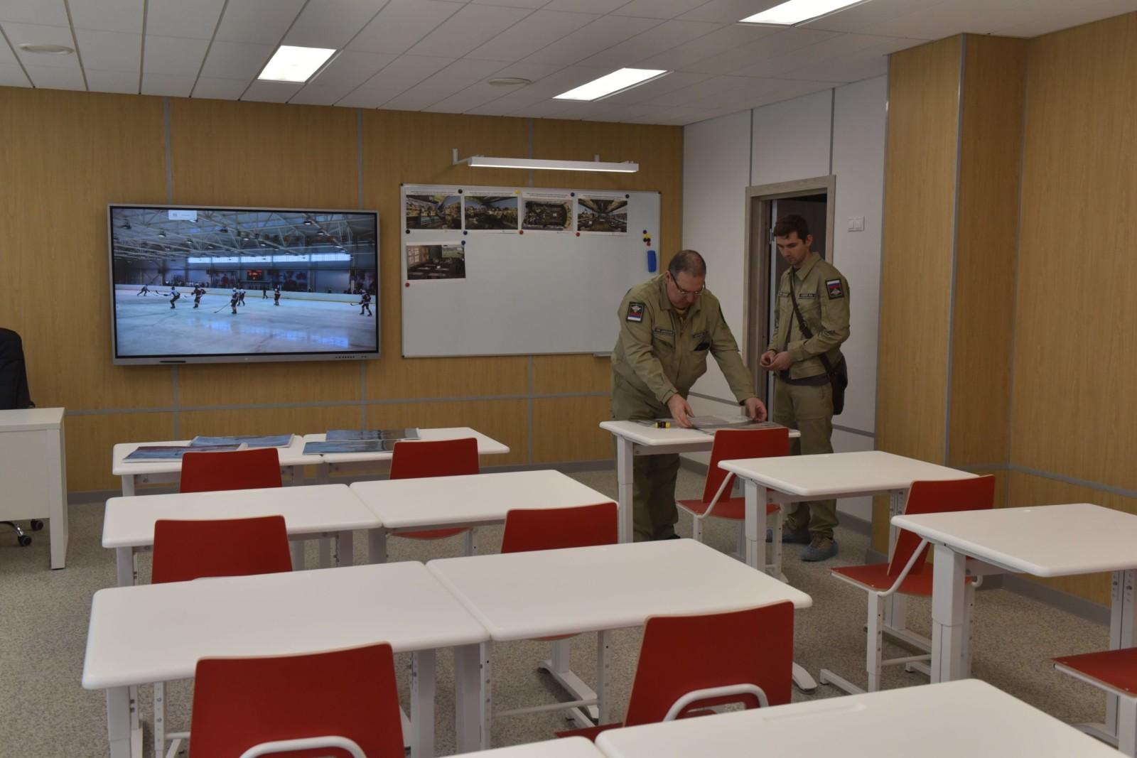 Как строится новый кадетский корпус в Омске? (ФОТОРЕПОРТАЖ)