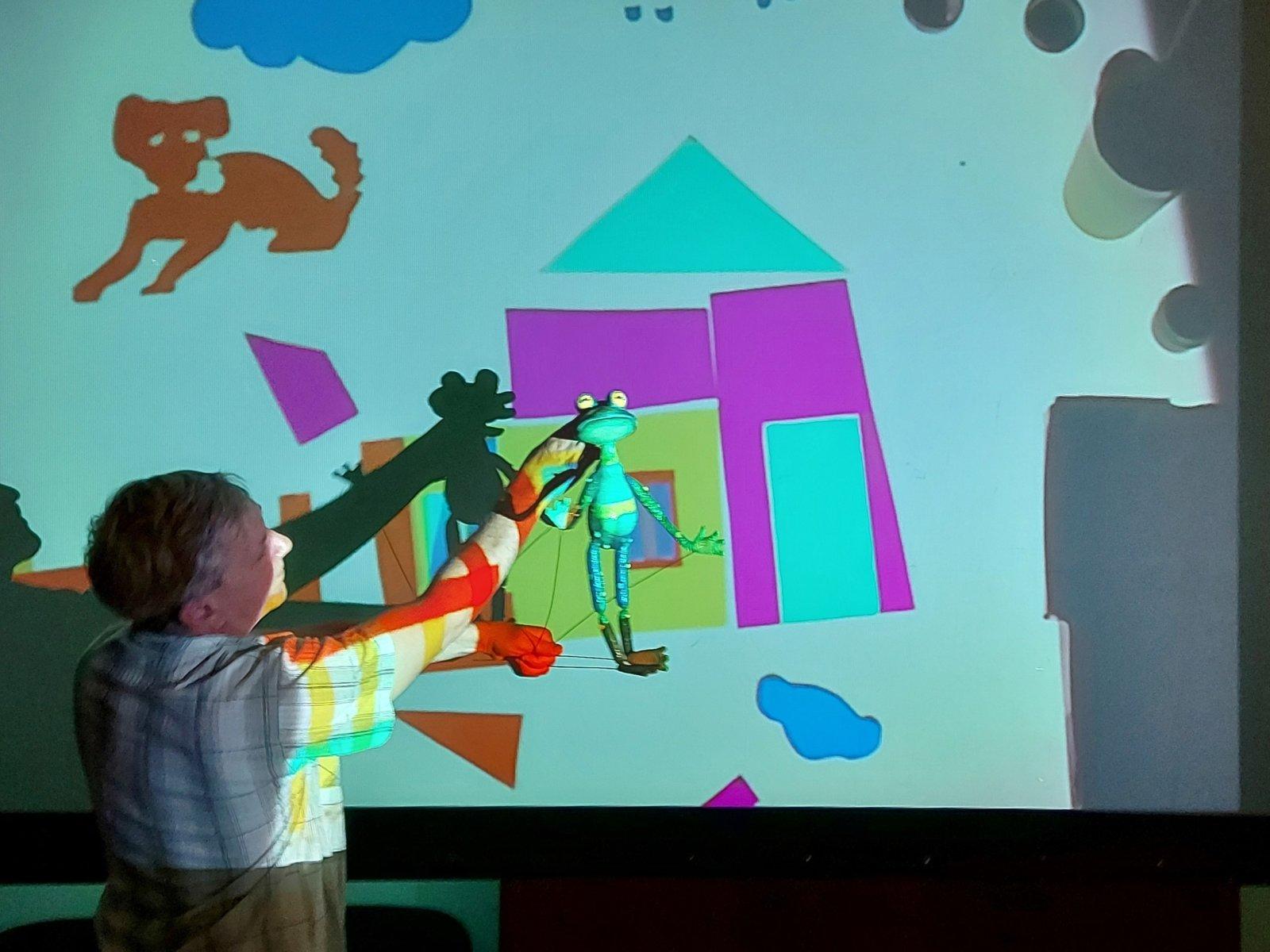 Омский «Арлекин» готовит спектакль с интерактивными декорациями