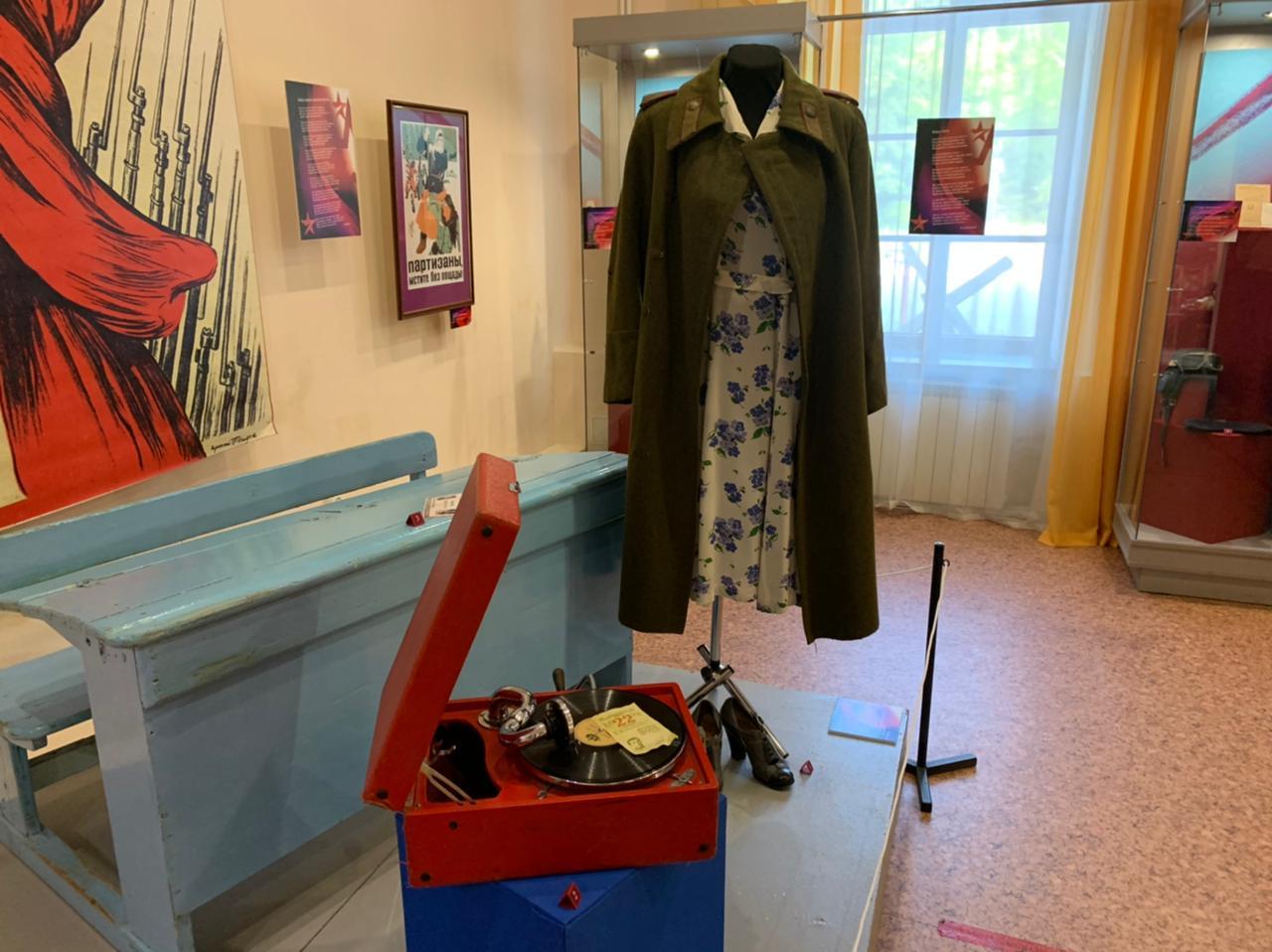 Омский краеведческий музей готовит выставку о женщинах на войне