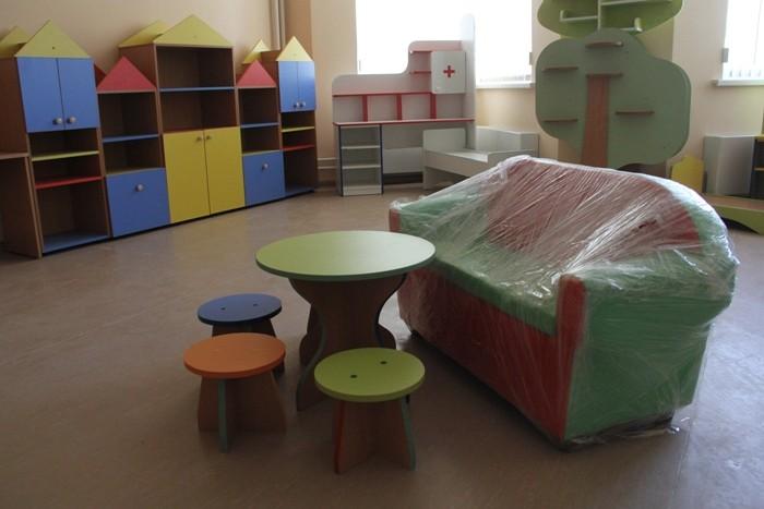 Оксана Фадина похвалила подрядчика строительства детсада в Прибрежном (ФОТО)