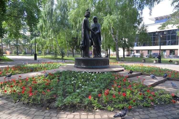 Июльский фотороманс:  20 замечательных видов летнего Омска