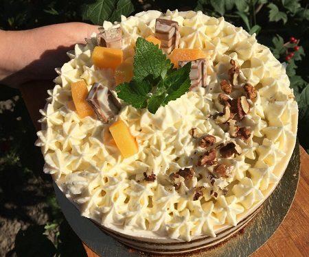 «Я приду к тебе с тортом»