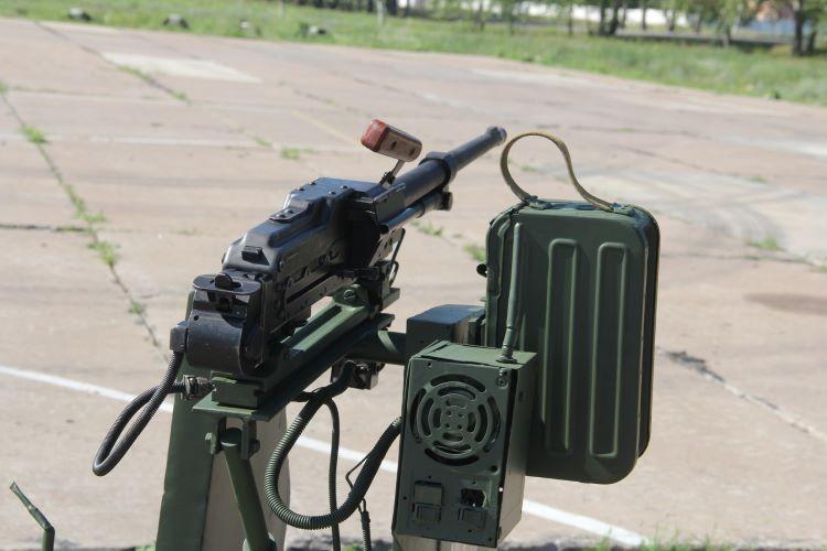 Беспилотная «скорая помощь» для танка и другие разработки омских курсантов (ФОТОРЕПОРТАЖ)