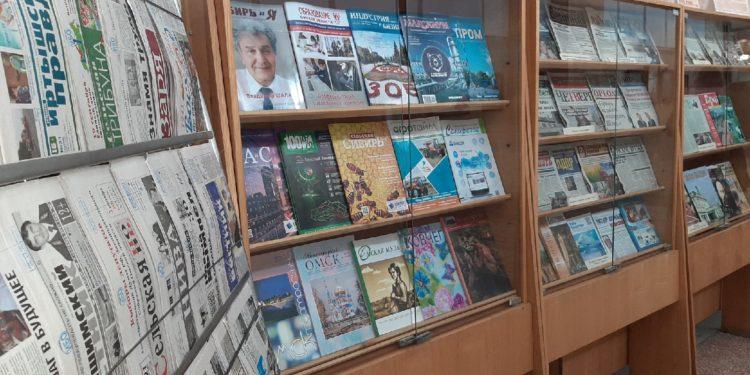 Открылась выставка к юбилею омской прессы