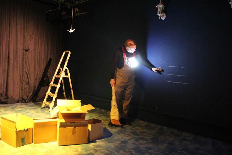 В омском «Арлекине» прошла творческая лаборатория «Изнутри» (ФОТОРЕПОРТАЖ)